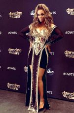 Tyra Banks At Dancing with the stars
