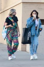 Vanessa Hudgens Goes shopping with BFF GG Magree