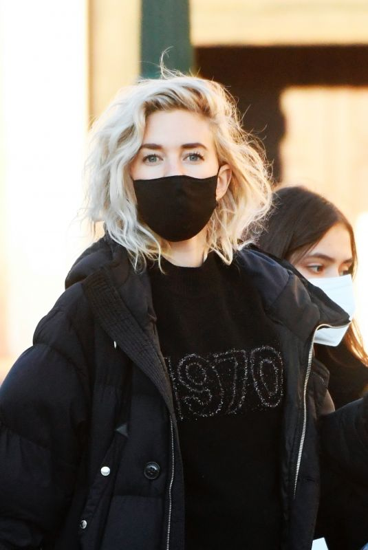 Vanessa Kirby In Venice to film Mission Impossible
