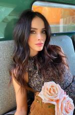 Abigail Spencer - photoshoot for Apolis in LA - Fall 2020