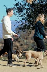 Alicia Silverstone On a hike in Los Angeles