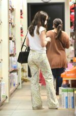 Ana De Armas Shopping for Christmas presents in Santa Monica