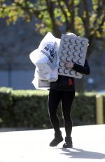 Ariel Winter Shopping at Bed Bath & Beyond in Los Angeles