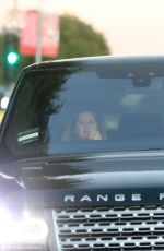 Ashley Tisdale Goes holiday shopping with her husband Christopher French and their dog at a Christmas tree farm in Toluca Lake