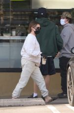 Ashley Tisdale Steps out for a drink at EarthBar in Beverly Hills