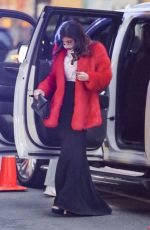 Bethenny Frankel Looks stylish stepping out in New York