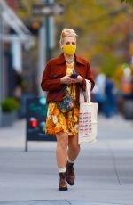Busy Philipps Seen out and about in Manhattan
