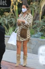 Chrissy Teigen Spotted out and about in LA