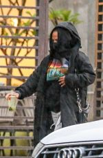 Christina Milian Out shopping for furniture in West Hollywood