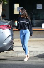 Eiza Gonzalez Getting her coffee fix in West Hollywood