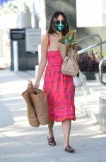 Eiza Gonzalez Out shopping in Los Angeles