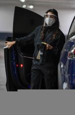Eva Longoria Takes extra precautions to protect herself from Covid-19