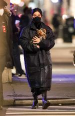 Hailee Steinfeld Spotted with her puppy while she