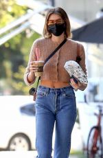 Jacob Elordi & Kaia Gerber Step out for an iced coffee in Los Angeles