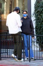 Jacob Elordi & Kaia Gerber step out to run a few errands in West Hollyood