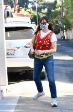 Jennifer Garner Is seen in Los Angeles