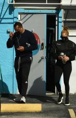 Jennifer Lopez Suffer wardrobe malfunction wearing sheer legging the day after Christmas in Miami