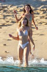 Josie Canseco In itty bitty bikini while vacationing with friends in Cabo San Lucas