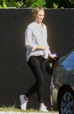 Karlie Kloss Out in Miami