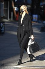 Karlie Kloss Spotted out & about in SoHo
