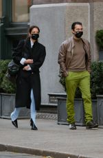 Katie Holmes and Emilio Vitolo Jr. take a lover