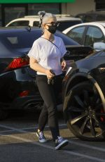 Kelly Osbourne At Chin Chin restaurant in West Hollywood