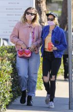 Kristen Stewart Out shopping in Malibu
