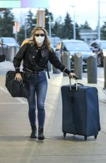 Lili Reinhart At the Vancouver airport
