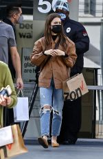 Lily Collins Shopping out in West Hollywood
