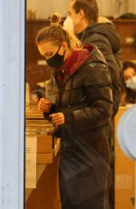 Lily-Rose Depp Out shopping in Paris