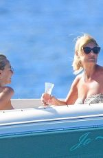 Lucy & Tiffany Watson Seen on their vacation in Barbados