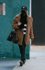 Nicky Hilton Keeps it low key while out running errands in New York
