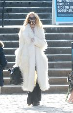 Rachel Zoe Is spotted out with her son following a ski lift accident earlier this week in Aspen