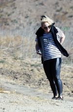 Rebel Wilson And boyfriend Jacob Busch enjoy the romantic ocean view before going for a hike in Los Angeles