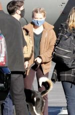 Reese Witherspoon & Ava Elizabeth Phillippe Returns from a family trip in Los Angeles