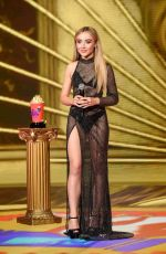 Sabrina Carpenter At 2020 MTV Movie & TV Awards in LA