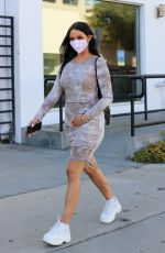 Scheana Shay Shows off her growing baby bump as she steps out in Beverly Hills