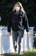 Sofia Richie Heads out for a walk with a friend in Beverly Hills