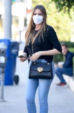 Sofia Vergara Meets up with a friend in Los Angeles