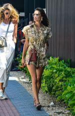 Alessandra Ambrosio Out in Florianópolis
