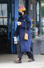 Alia Shawkat Out while getting some coffee in Los Feliz