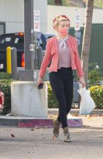 Amber Heard Out in San Diego