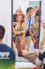 Bella Thorne Partying in Tulum, Mexico