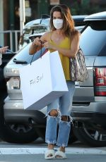 Brooke Burke Out for shopping in Malibu