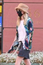 Cara Delevingne Out around town in Beverly Hills