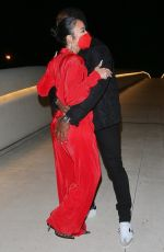 Draya Michele And boyfriend Tyrod Taylor pack on the PDA as they enjoy romantic walk in Santa Barbara