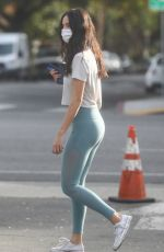 Eiza Gonzales Getting some coffee in West Hollywood
