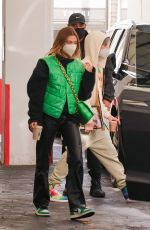 Hailey Baldwin/Bieber & Justin Bieber Spotted out leaving a doctor