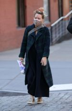 Hilary Duff Out in Brooklyn