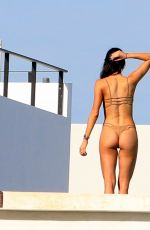 Jen Selter Seen working out in Mexico